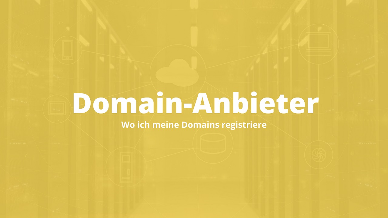 Domain-Anbieter: Wo ich meine Domains registriere (INWX, AWS)